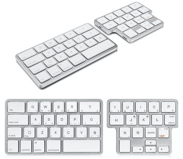 KeMice: Innovative Keyboard for Smartphones & Tablets