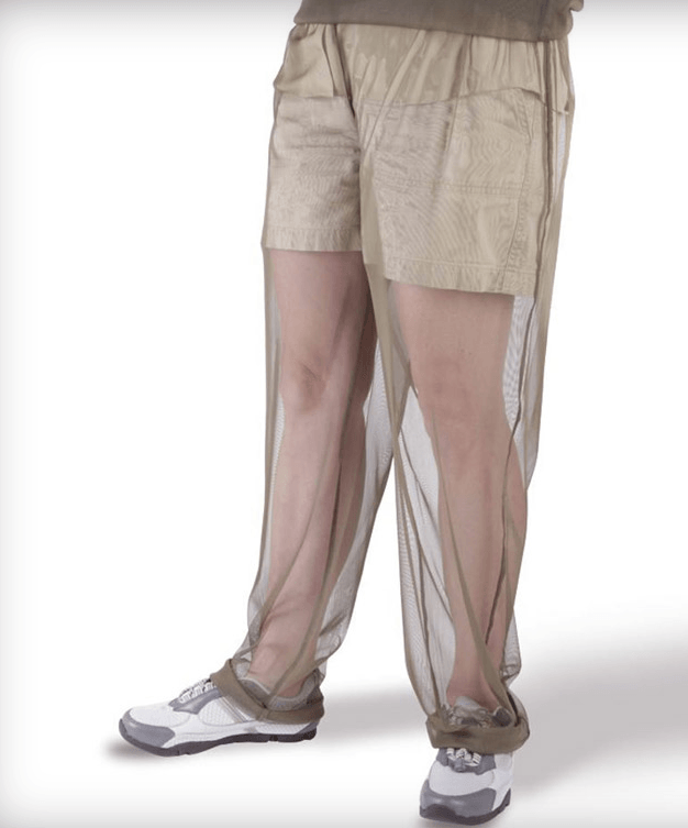 Wearable Mosquito Pants