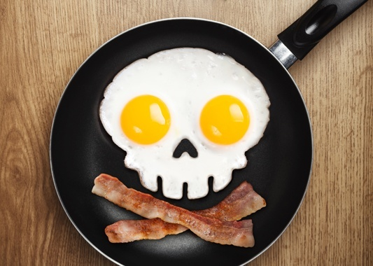 How to: Make Your Own Skull Eggs