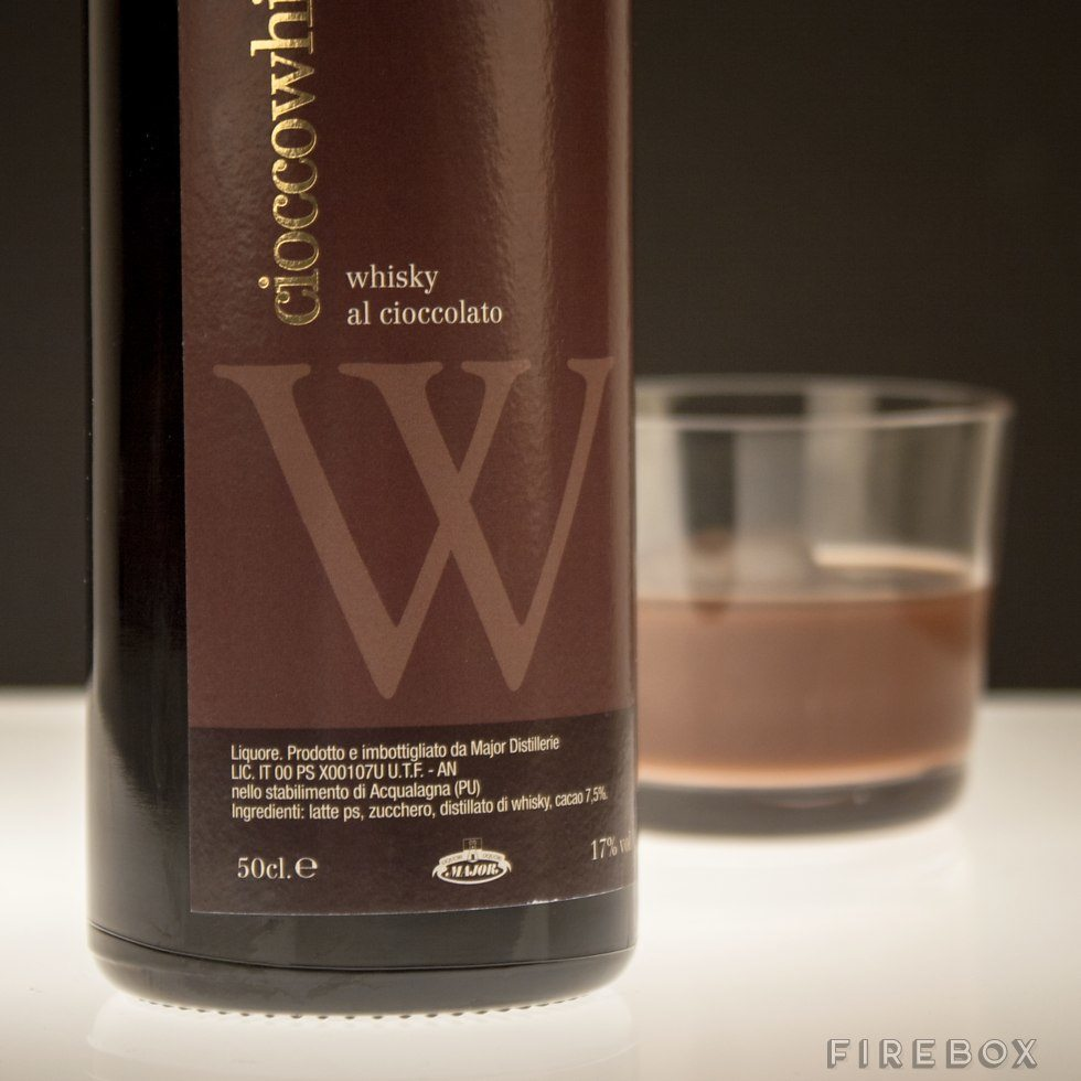 Chocolate Whisky: Tastes Like Chocolate & Does More