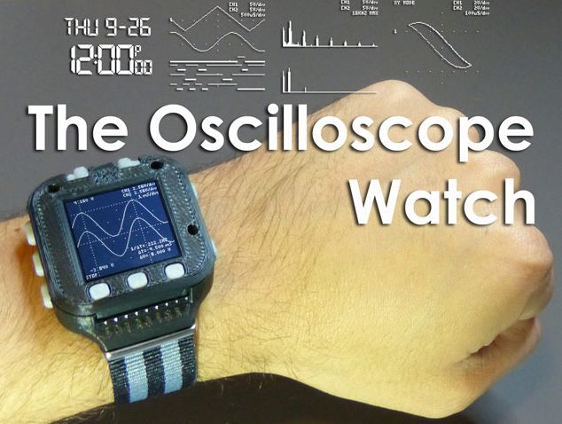 oscilliscope watch