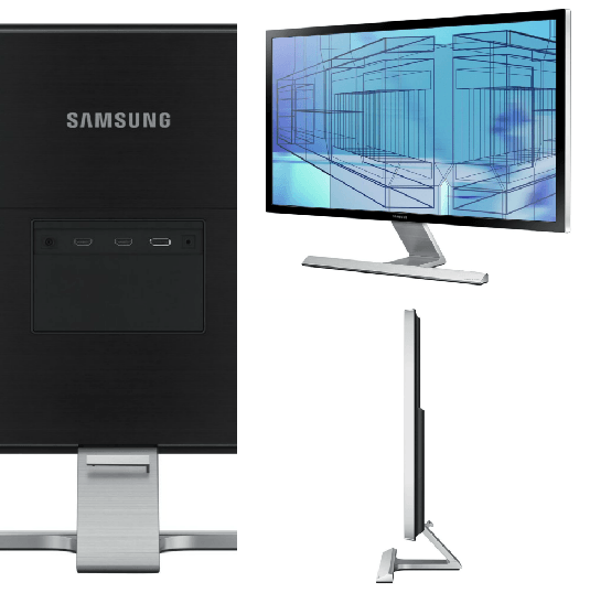 Samsung 28-Inch 4K Monitor U28D590D Is Affordable