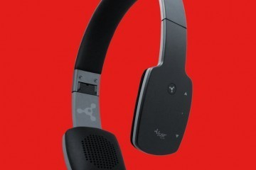 Fuse NYX Headphones with Mic & Capacitive Touch Control
