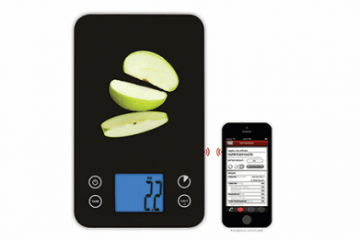 iphone kitchen scale