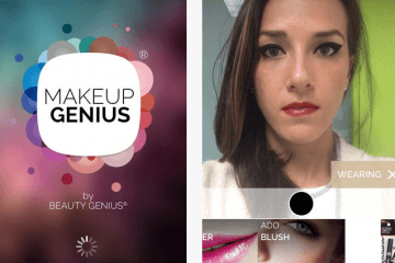 Makeup Genius: Augmented Reality Makeup Mirror