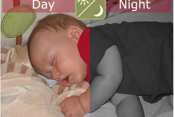 D-Link Day & Night Wi-Fi Baby Monitor [iOS/Android]