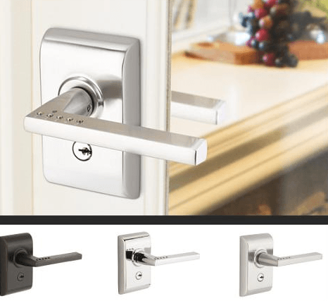 LISCIO: Emtek Bluetooth-Enabled Door Lock