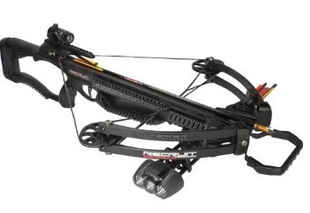 Recruit Compound Crossbow for Small Hunters