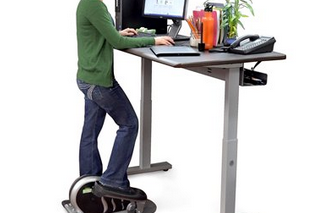 Anthro Elevate ll Electric Standing Desk