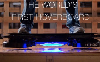 Hendo Hoverboard for Frictionless Experience