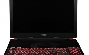 GT80 Titan Gaming Laptop w/ Mechanical Keyboard