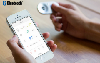 MOCAheart Measures Your Vital Signs [App-Enabled]