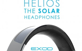 HELIOS: Wireless + Solar Headphones