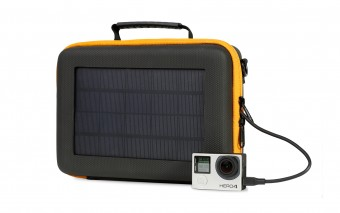 SunnyBAG GoPro Solar Case + GLASS Charger
