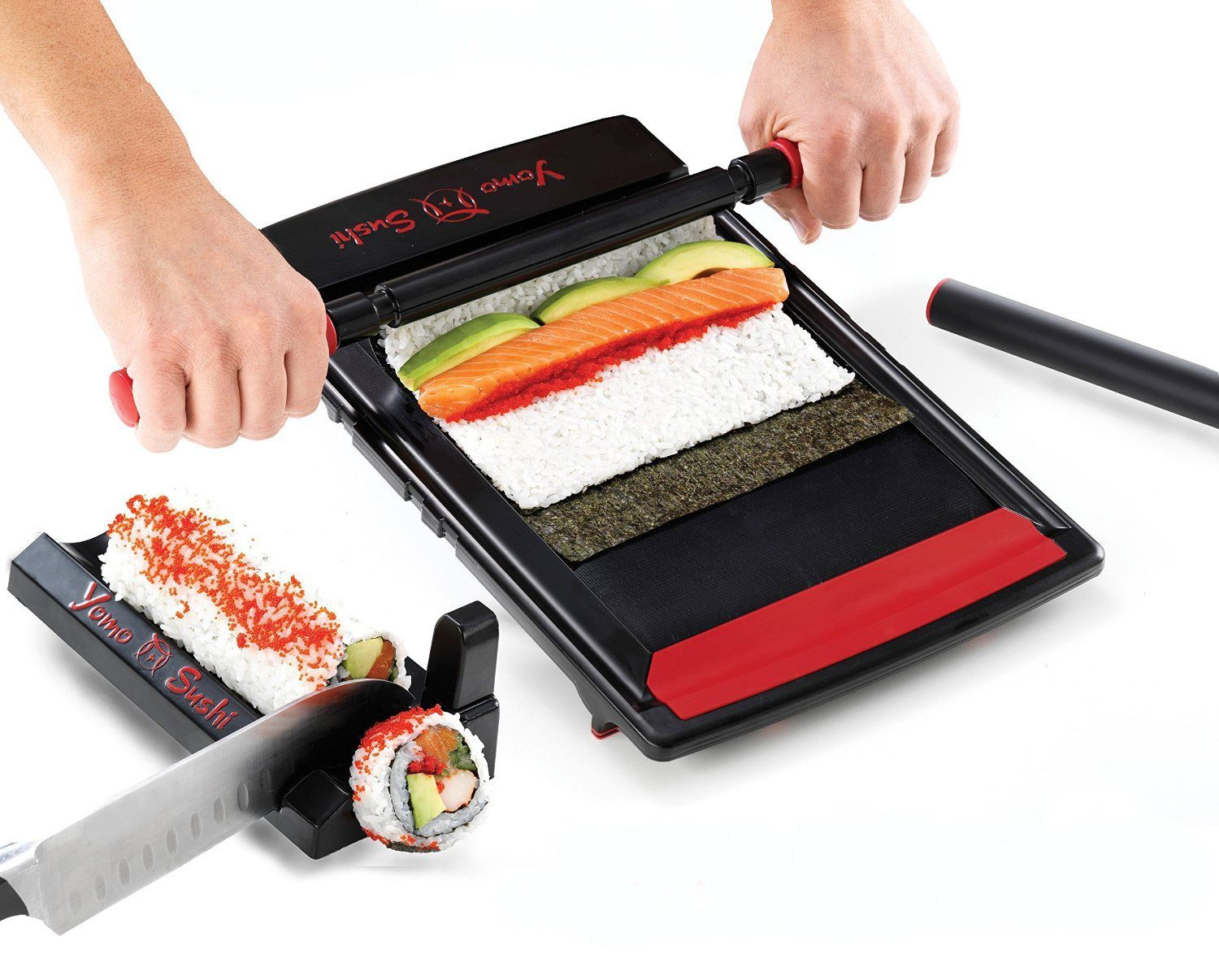 Yomo Sushi Maker For Perfect Sushi Rolls Gadgetify Com