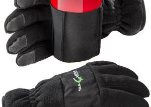 TailGator Beverage Gloves w/ Built-in Drink Koozie