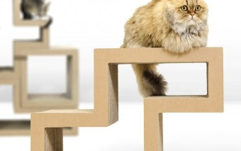 Katris Modular Furniture / Cat Tree / Cat Scratcher