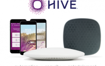 Hive Smart Home Security + Automation System