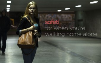 Safeti Personal Safety System w/ GPS Tracking