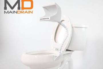 Main Drain – Adjustable Urinal for Your Toilet