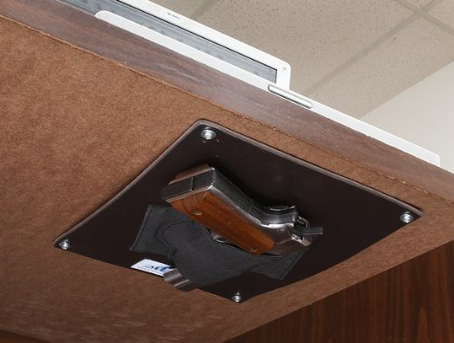 Under The Desk Holster Hide Your Gun