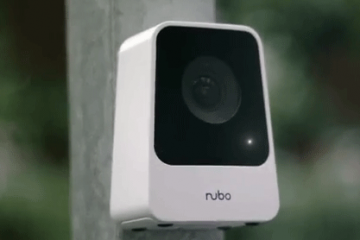 Panasonic's Nubo 4G Monitoring Camera