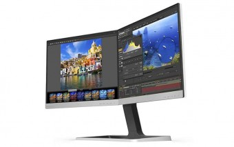 Philips Two-in-One LCD Monitor