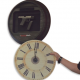1410M Tactical Wall Clock Hides Your Things