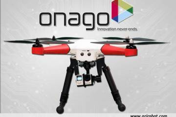 Onago Auto-follow Drone with Camera