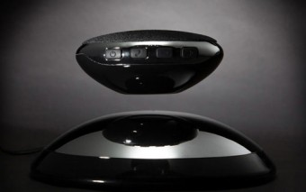 Helium Levitate: Levitating Speaker