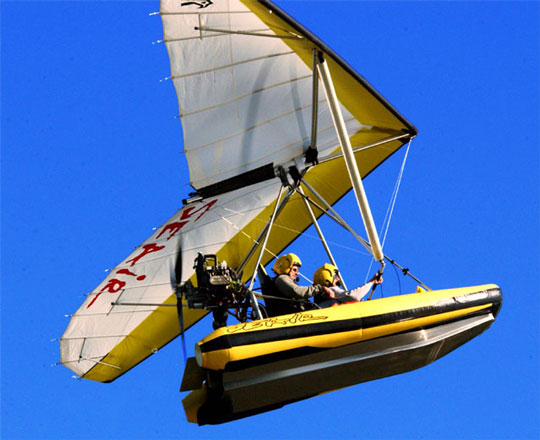 Seair Flying Boat With Max Speed Of 55 Mph