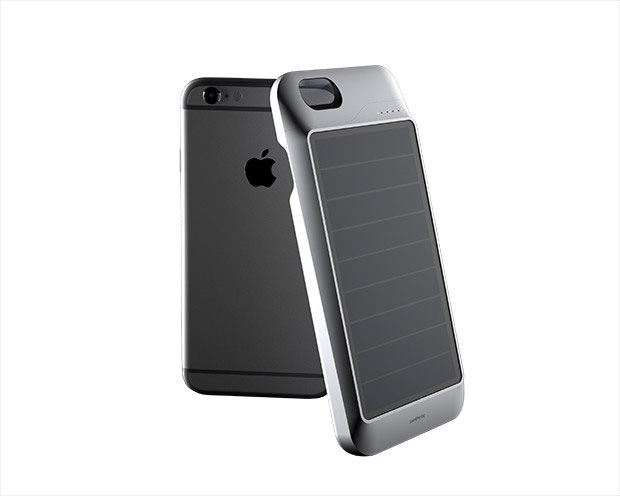 Sunthetic Solar Battery Case for iPhone 7
