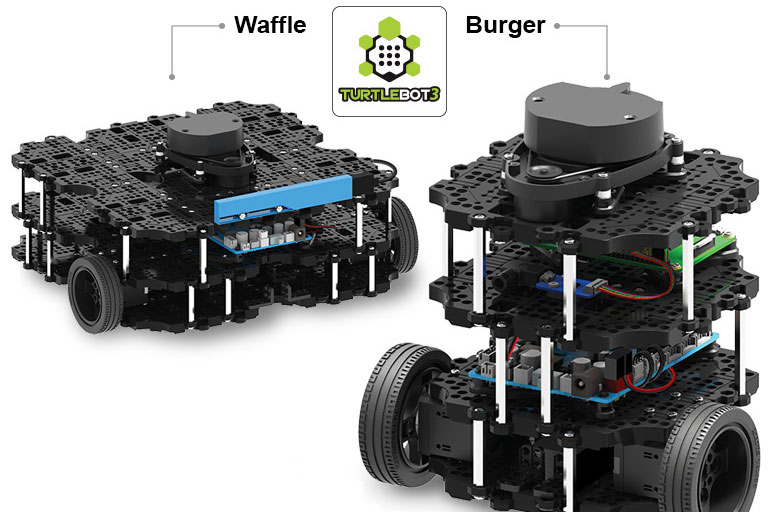 Turtlebot3 Modular Ros Mobile Robot
