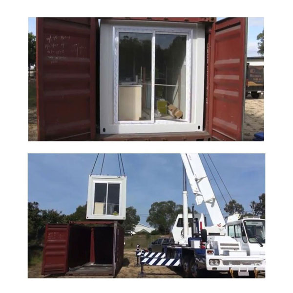 Weizhengheng Expandable Container Home With Toilet